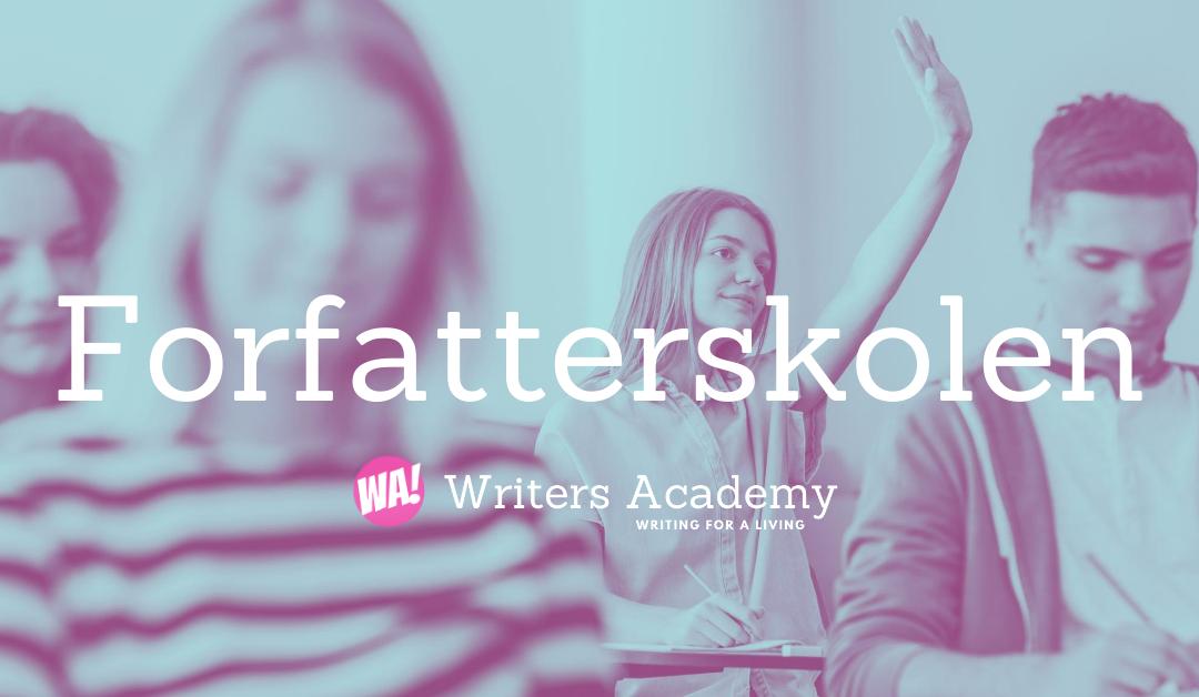 Forfatterskolen – Jylland og Fyn