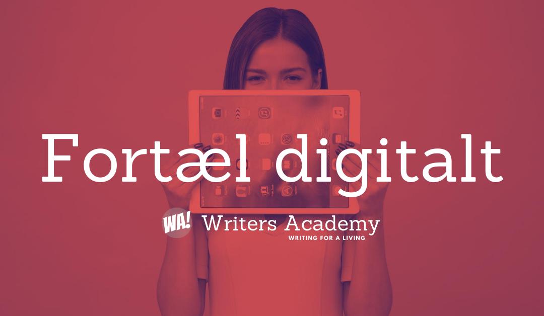 Hvorfor har vi skabt (endnu) en forfatterskole?
