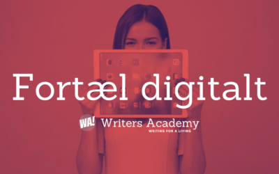 Hvorfor har vi skabt en ny forfatterskole?