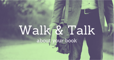 Walk & Talk om din bog